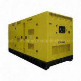 48kw 60kVA Yuchai Water Cooled Soundproof Diesel Genset