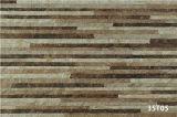Telha cerâmica vitrificada venda por atacado da parede de pedra para o exterior (333X500mm)