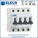 Mini disyuntor de la alta calidad MCB 4p (series de ELB10K)