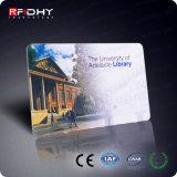 Carte faite sur commande du constructeur NFC de la Chine de carte d'IDENTIFICATION RF