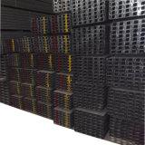 Aço da canaleta em U do material de construção do perfil de aço Manufactutrer (UPN)