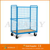 4 Wheels Manufacturer를 가진 2016 최고 Price Roll Container Trolley