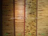 Área de bambú del manta/de bambú de mantas