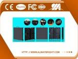Visualización de LED de interior fundida a troquel peso ligero de alta resolución del alquiler de Abt P3.91