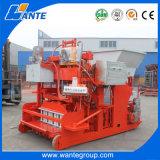 Machine de fabrication de brique automatique d'utilisation de la fabrication Wt10-15 pour le Bangladesh