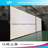 Lo schermo di visualizzazione locativo dell'interno del LED di colore completo di P4.8mm con 500X1000mm il Governo della pressofusione