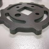 Faser-Laser-Ausschnitt-Maschine CNC-1000W für metallschneidendes