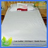 Auflage 100% imprägniern Polyester-Jersey-wasserdichte Matratze-