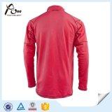 Larga cola de encargo desgaste de la aptitud de los hombres de la camiseta para la venta al por mayor