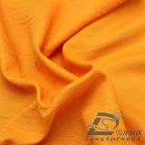 l'eau de 50d 300t et de vêtements de sport tissu 100% de polyester de jacquard de plaid de peau de pêche de pongé tissé par jupe extérieure Vent-Résistante vers le bas (53029)