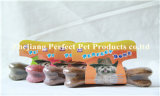 Aliment pour animaux familiers parfait d'os de Gnawler d'approvisionnement d'animal familier avec de diverses couleurs et saveurs (taille géante)
