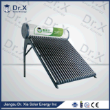 Type non-pressurisé de tube électronique chauffe-eau solaire