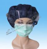 Nonwoven противотуманный лицевой щиток гермошлема с предохранительным щитком для глаз, зубоврачебный лицевой щиток гермошлема