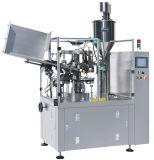 Relleno de aluminio del tubo y máquina de rellenar del tubo automático del metal de la máquina del lacre