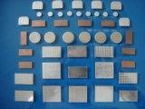 Silber oxidierte die Metallkontakt-Platte/kupfernes Blatt, die in der Sicherung verwendet wurden