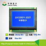 Módulo del gráfico 12864 de LCM para la aplicación industrial