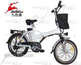 Vendita calda che piega bicicletta elettrica con 250W il motore (JSL039X)