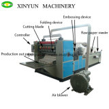 Automatic 5lines Facial Tissue Paper Embossing Machine Preço
