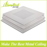 Hotsale 600*600アルミニウムは低下の天井のタイルで置く