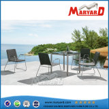 Morden New Design Outdoor Sling Textile Chair e Table Furniture