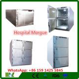 2016高品質の別のサイズ埋葬冷却装置死体ボディキャビネット