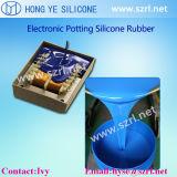 LEDの球根のための熱的に伝導性のEncapsulant
