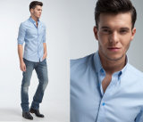 New Style Tailor Made Button Down Collar Fashion Shirt