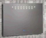 Streef Nieuwe LEIDENE van de Badkamers van de Vorm Spiegel (lz-016)
