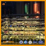 Modellen van de Steen van de Poort van het oosten de Vierkante/de Commerciële Modellen van de Bouw/Correcte en Lichte Multimedia Model/Project die Model bouwen