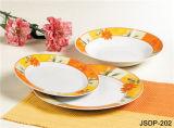 Insiemi di pranzo di ceramica degli articoli per la tavola