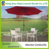 Parapluie promotionnel extérieur utile de jardin du parasol 9FT
