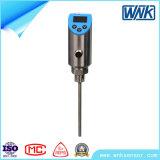 De industriële Digitale Schakelaar van de Temperatuur van de Software Controlerende, Output 2PNP+0~5V/10V+Modbus