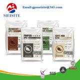 Sacchetto risigillabile di imballaggio di plastica dell'alimento della polvere/sacchetto di imballaggio di plastica polvere del tè con la chiusura lampo