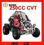 automobile del pedale della spiaggia 250cc per gli adulti con una sede