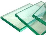 verre Tempered clair de 12mm comme mur de bureau