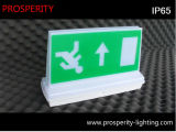 Light Emergency con Battery Capacity (PR-633Exit) dei 3 Hours