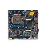 Intel&reg ; Haswell Core&trade ; Carte mère industrielle de Mini-Itx de CPU I3/I5/I7 avec 2COM, 2USB3.0