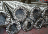 Braids Manufacturer를 가진 OEM Corrugated Stainless Steel Tube