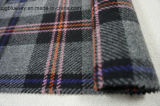 Tela de las lanas de la tela escocesa con 4 colores