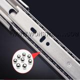 45mm laminato a freddo la trasparenza materiale d'acciaio del cassetto del cuscinetto a sfere