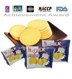 FDA/HACCP/ISO/Brc 25g Stronger Milk Flavor Biscuit