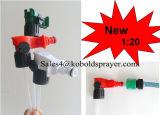 (FMOP005) Новый спрейер чистки спрейера конца шланга США 3settings