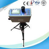 Detetor portátil da concentração de poeira do laser