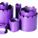 Drilling Stone Concrete와 Building Materials를 위한 다이아몬드 Core Drill Bits