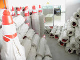 Cone contínuo da segurança do tráfego & da construção (CC-A05)
