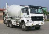 Camion professionnel de mélange de la colle de l'approvisionnement HOWO de 12m3