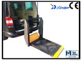 Elevación de sillón de ruedas de la plataforma de la seguridad y de la estabilidad Wl-d con el certificado del Ce para Van y el microbús