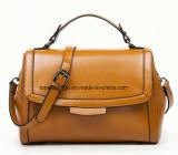 Signora di cuoio 2016 di svago del sacchetto di spalla di modo dell'unità di elaborazione del progettista Handbag