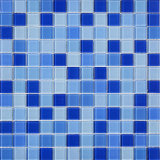 mosaico do cristal de 4/8mm para a piscina