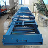 High Rigidity Alloy Aluminum Structure Beam를 가진 선적 Belt Conveyor